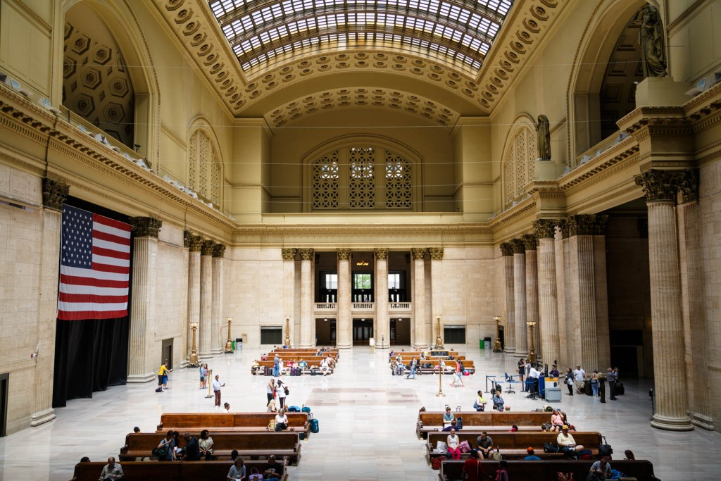 Amtrak Chicago Union Station