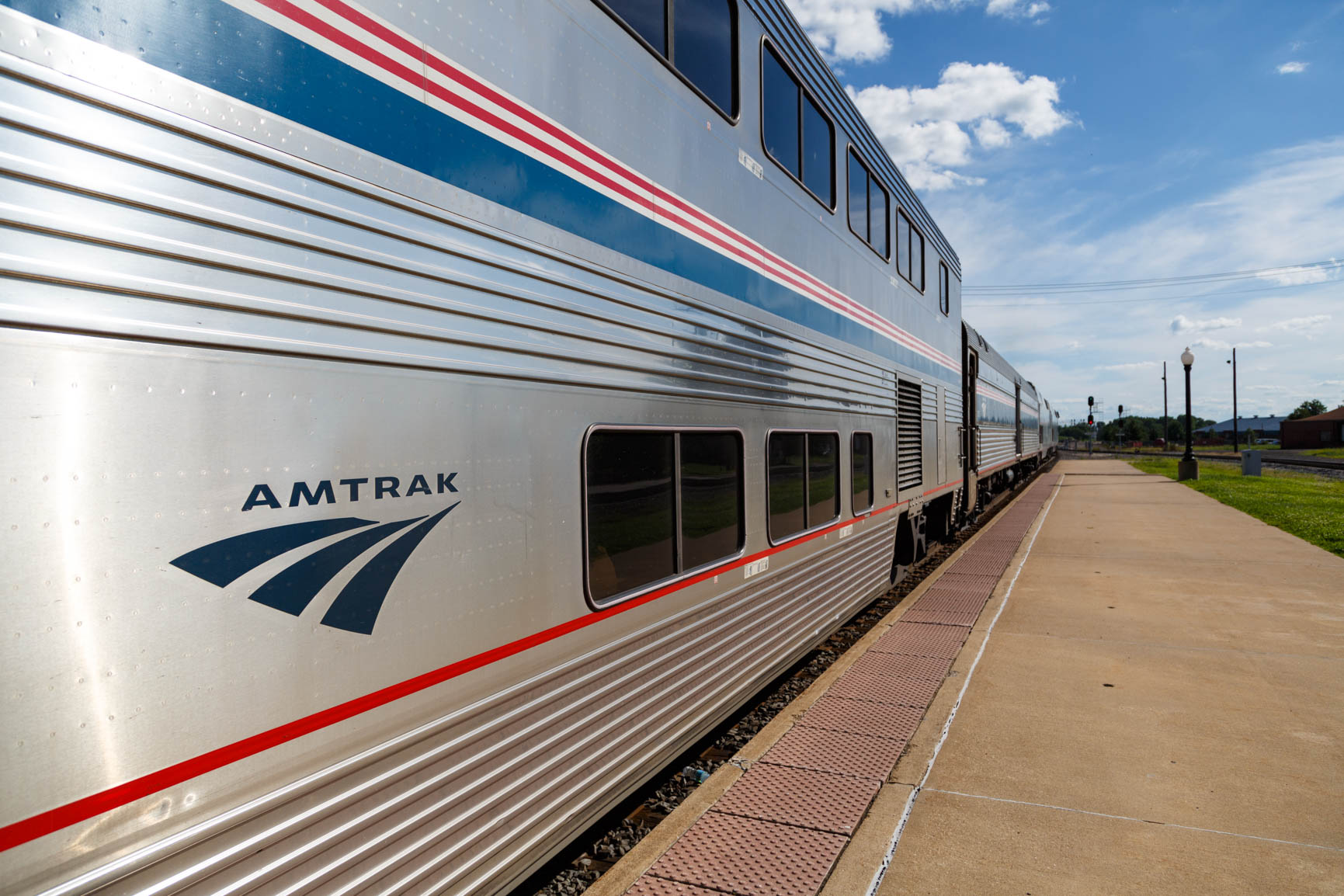Review of Amtrak\'s California Zephyr and Coast Starlight: The cross ...