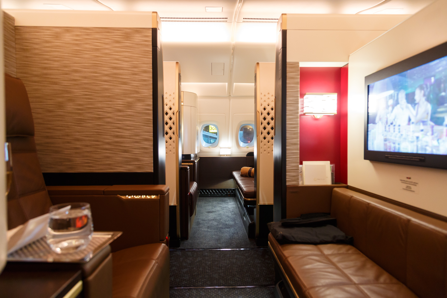Etihad A380 First Class Apartments Abu Dhabi To Sydney Review Focused Flyer