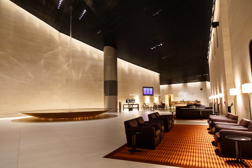 Qatar Airways Al Safwa First Class Lounge