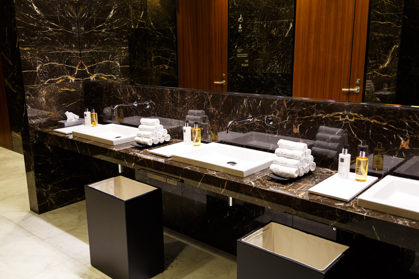 Qatar Airways Al Safwa First Class Lounge Doha Review - Focused Flyer