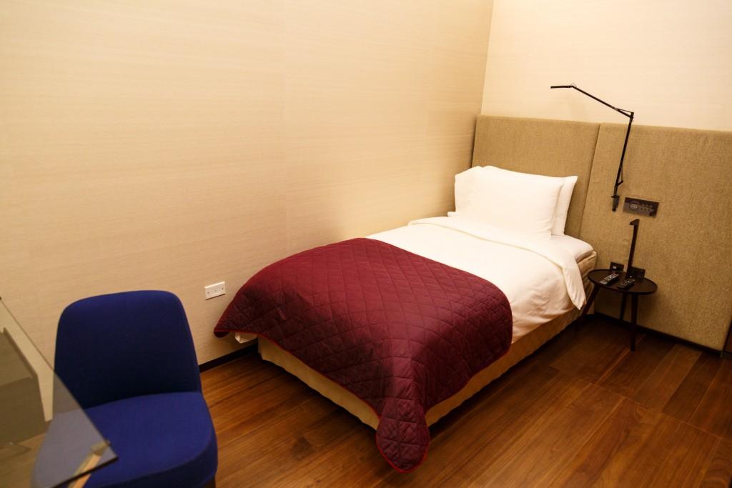 Qatar Airways Al Safwa First Class Lounge Day Suite