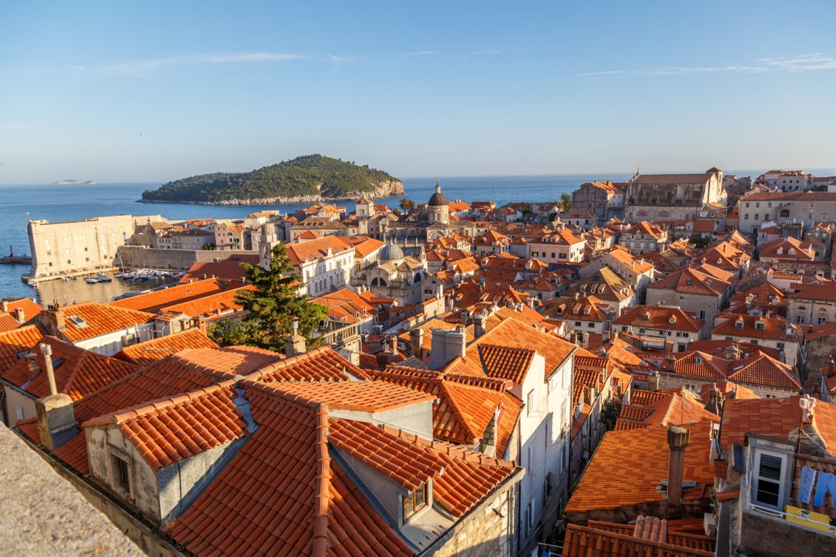 Overland expedition of Eastern Europe Part 3: Dubrovnik